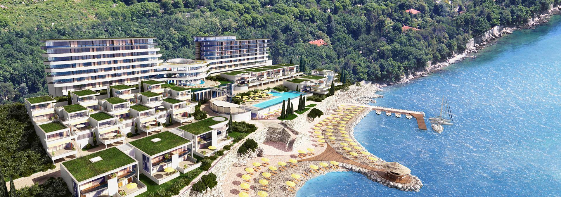 Hilton Rijeka Costabella Beach Resort and Spa, Rijeka