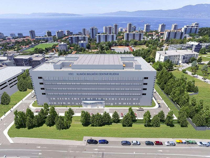 Bolnica za majku i dijete, Sušak, Rijeka